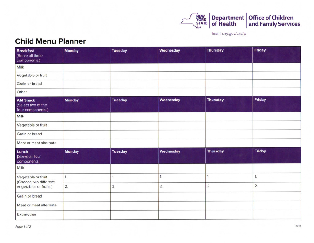 USDA-CACFP-Child-Menu-Planner-1