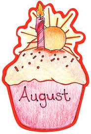 august bday