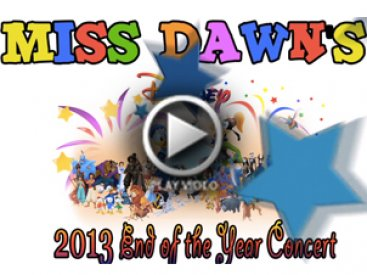 "Miss Dawn's  2013 ""Huntington"" Graduation"